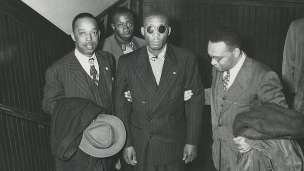 Isaac Woodard in 1946. Photo: AFRO American Newspapers Archives