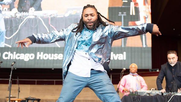 Chicago House Music Festival. Courtesy of the Department of Cultural Affairs and Special Events