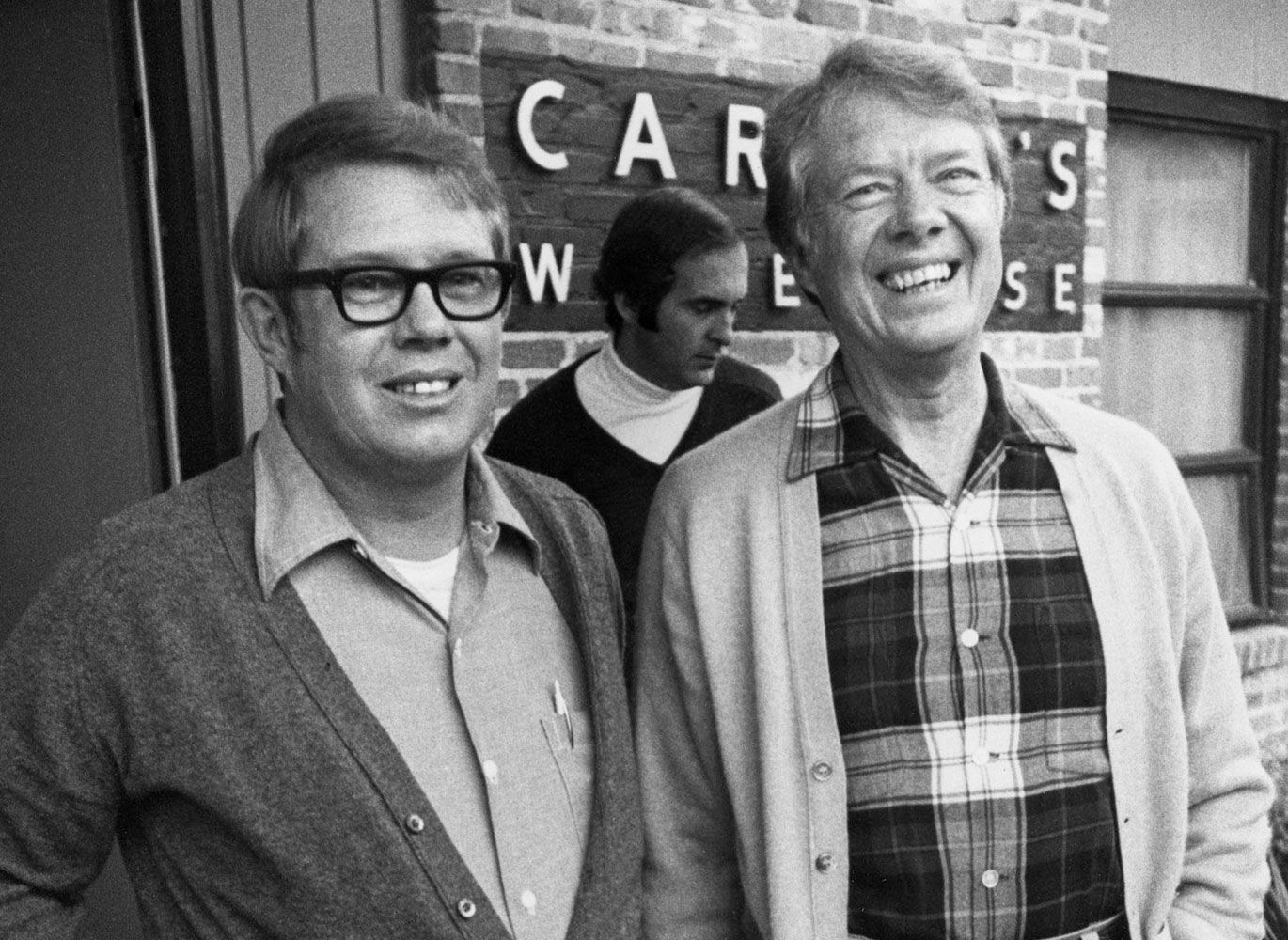 Billy and Jimmy Carter